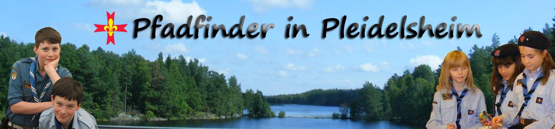 Pfadfinder in Pleidelsheim